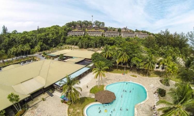 Damai Beach Resort Tidal Treasures