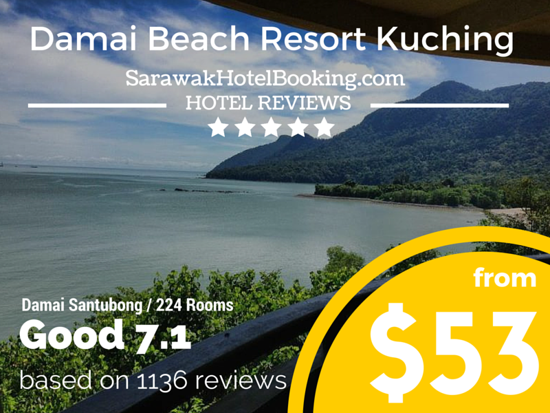 Damai Beach Resort Hotel Reviews Best Discount Price Offers