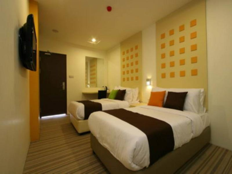 360 xpress citycenter budget boutique hotel 2 sarawak hotels for Hip hotels budget