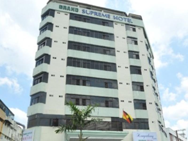 Grand Supreme Hotel Kuching 1