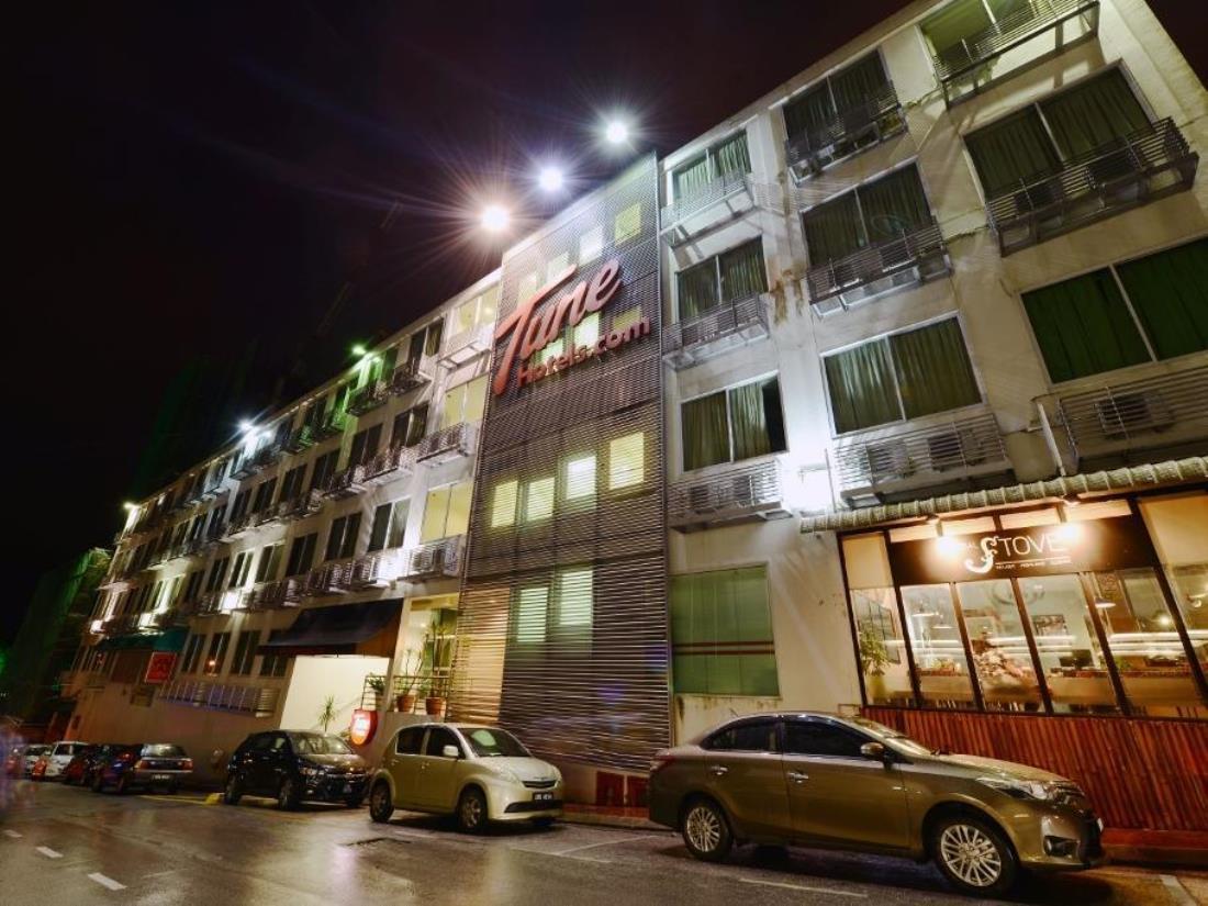 Tune Hotel – Waterfront Kuching