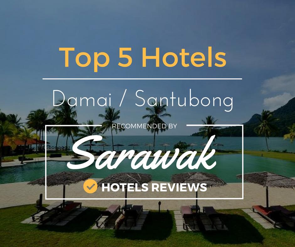 Sarawak- Damai Santubong Kuching