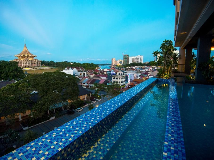 Recommended Hotels near by Kuching City Center