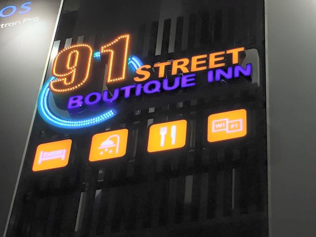 91 Street Boutique Inn