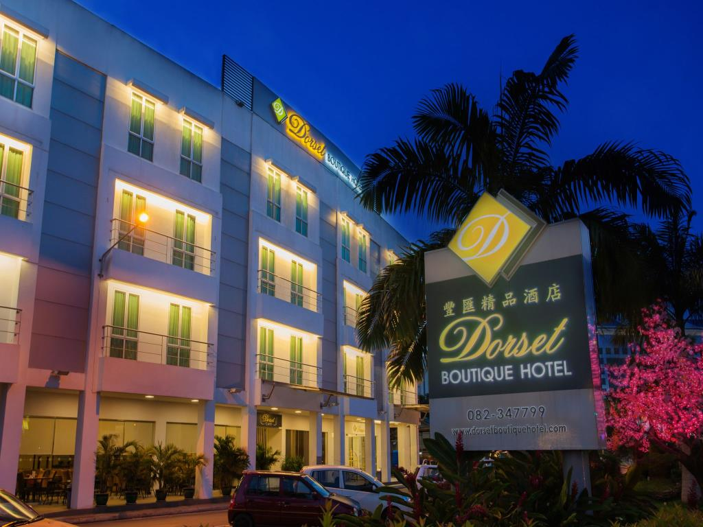 Dorset boutique hotel kuching hotel reviews best for Boutique hotel 01