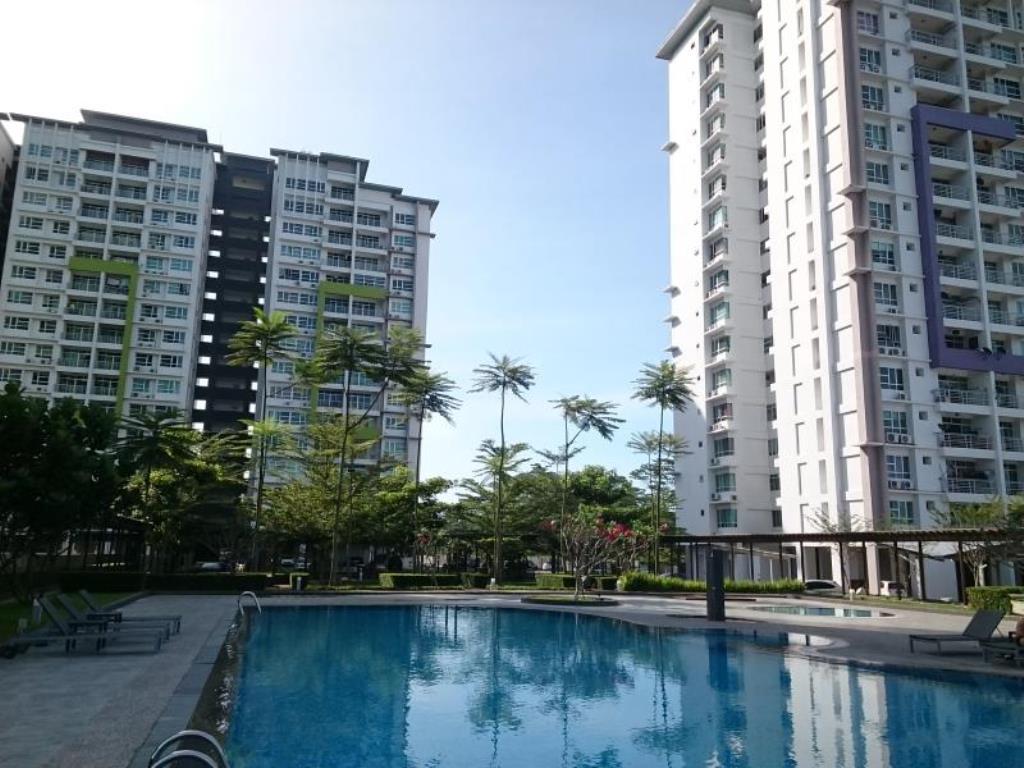 Elim Homestay Kuching (SkyVilla Residences)