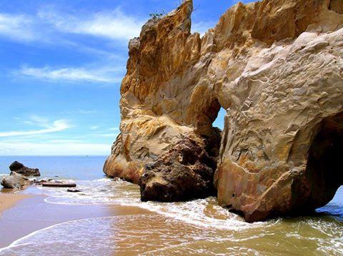 僻静的景点—— 彭溉滩 Bungai Beach