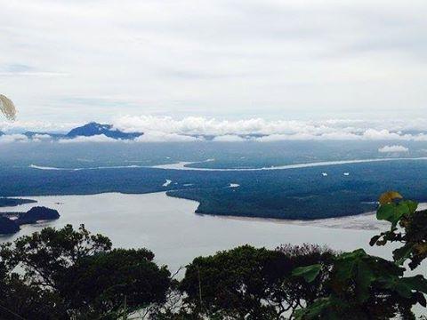 山都望山 (Mount Santubong) —— 观望野生动物的最佳景点之一